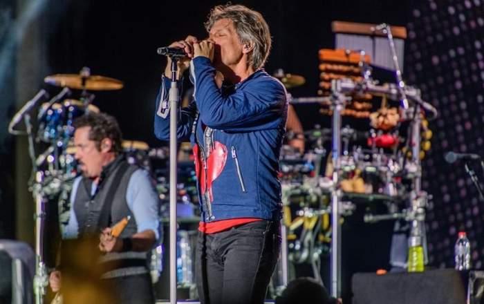Bon Jovi va concerta în România, după o pauză de şapte ani!