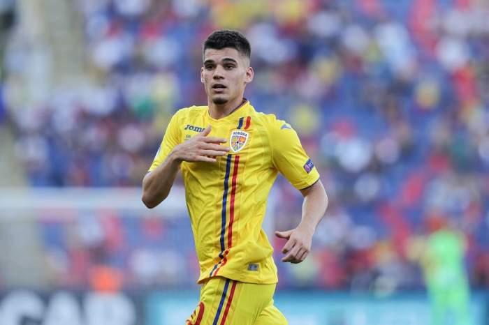 "Mesajul lui Ianis Hagi, după eliminarea României U21 de la EURO 2019: ""Avem foame de trofee"""