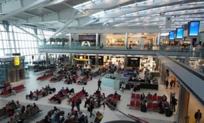 Momente de panică în aeroportul Otopeni! Un bărbat amenință că se aruncă în gol