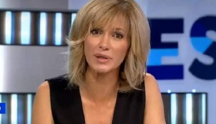 Reacția unei prezentatoare TV, atunci când a aflat, în direct, că sora ei a murit