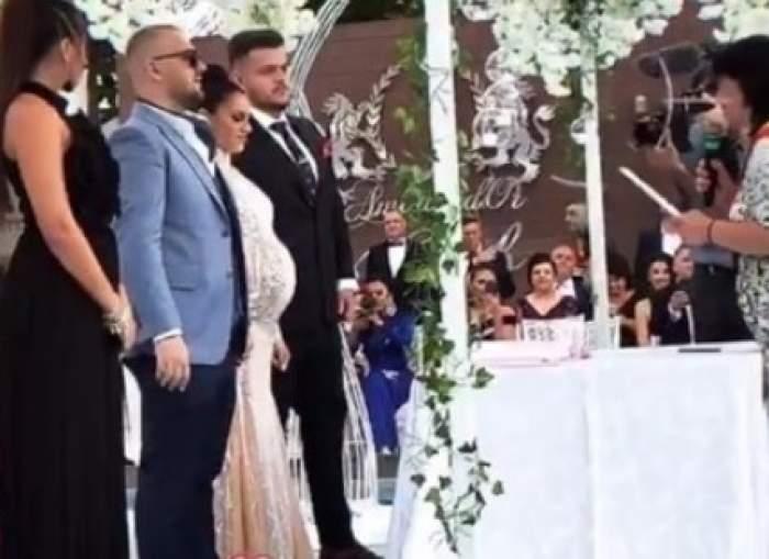 """Carmen Simionescu și Bogdan Căplescu au spus cel mai important """"DA"""" din viața lor! Primele imagini de la eveniment. FOTO/VIDEO"""