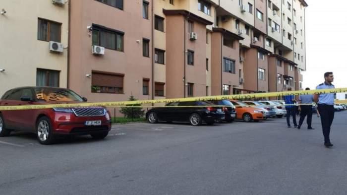 Bărbatul care ar fi înjunghiat-o pe tânăra din Bragadiru a fost prins. Furase 150 de lei de la victimă
