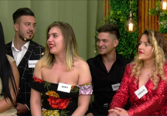 """Un nou cuplu a intrat în emisiunea """"Dragoste fără secrete""""! Faceţi cunoştinţă cu Miki şi Marian"""