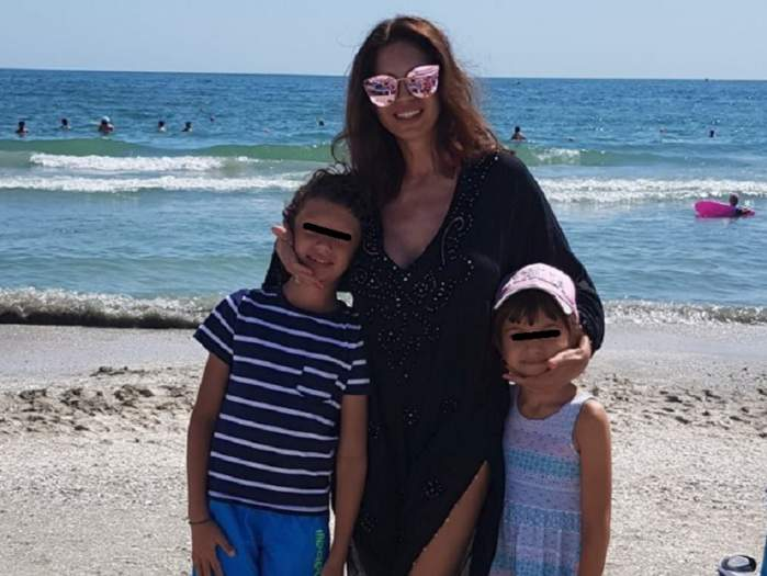 Cristina Spătar, decizie importantă în privința familiei. Se mută aproape de fostul soț