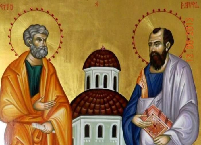 Mesaje și felicitări de Sfinții Petru și Pavel pe care să le trimiți prietenilor sau familiei