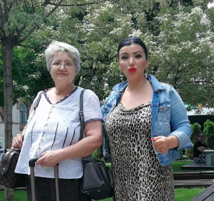 """Adriana Bahmuțeanu, mesaj emoționant pentru mama ei: """"Ne-ai învățat mereu că viața e frumoasă"""""""