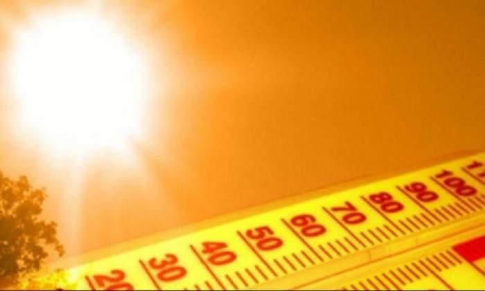 Începutul lunii iulie va fi cu caniculă! Temperaturi de 38 de grade