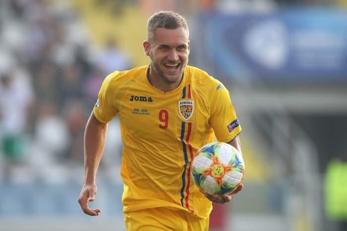 Surpriză uriașă! Cu ce echipă ar putea semna George Pușcaș, după prestațiile excelente de la EURO U21