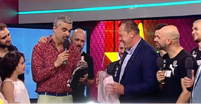 """Andrei Ştefănescu a dat """"buzna"""" la Star Matinal, în prima zi în care a fost înlocuit: """"Tu ce cauţi aici?"""""""