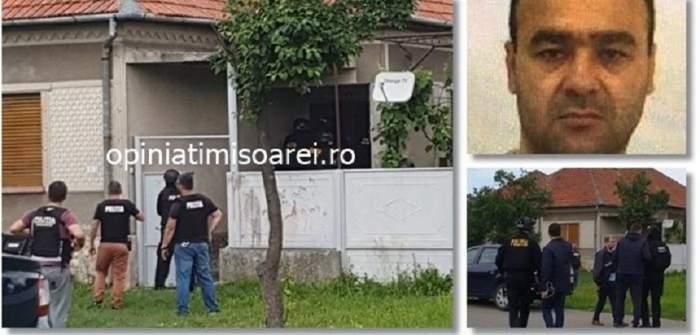 Noi informaţii în cazul interlopului care a ucis un poliţist! Ionel Marcel Lepa s-ar fi adăpostit în casa unei cunoştinţe