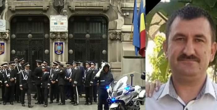 Când va fi înmormântat Cristian, polițistul ucis în Timiș. Se așteaptă o prezență incredibilă