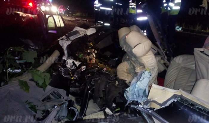 Tragic! Victimele accidentului din Vaslui au vârste cuprinse între 17 și 34 de ani
