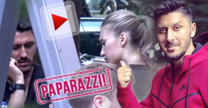 VIDEO PAPARAZZI / În fotbal vrea să fie ajutat, în rest e un răsfăţat! Iată cum se distrează Ciprian Marica atunci când e lângă familie