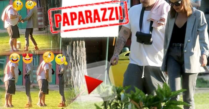 """VIDEO PAPARAZZI / Are cel mai năzdrăvan """"cocoşel""""! Un milionar celebru a dat frâu liber sentimentelor, iar organul său genital nu a mai avut astâmpăr"""