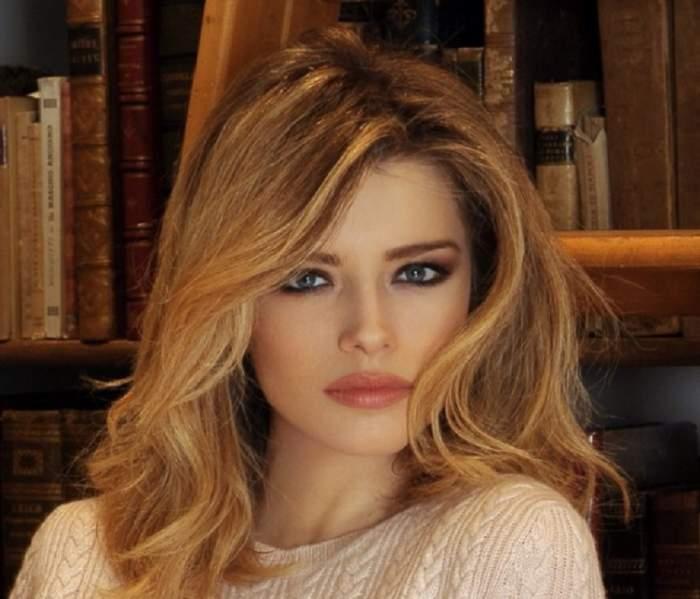 Alexandra Dinu, fosta soție a lui Adrian Mutu, din nou singură? Ce se întâmplă cu blondina și cu relația ei