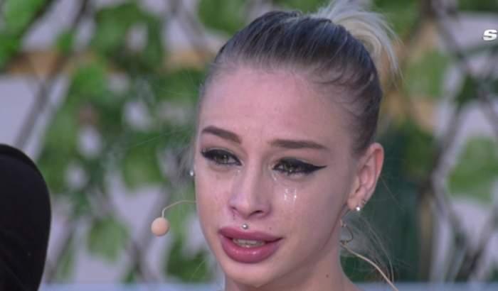 """Nicoleta de la """"Dragoste fără secrete, distrusă de comportamentul lui Alexandru: """"Îmi pare rău că l-am crezut"""""""