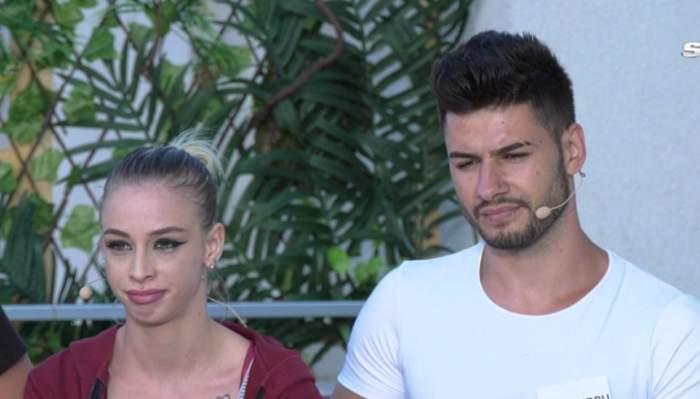 """Cuplul Alexandru și Nicoleta părăsește competiția """"Dragoste fără secrete"""""""