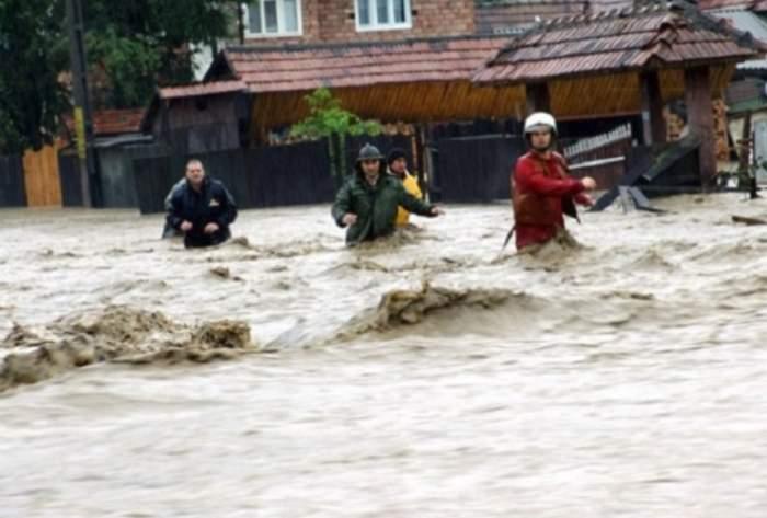 Alertă pe Dunăre! Apa a depăşit cota de atenţie, iar hidrologii au emis cod portocaliu de inundaţii