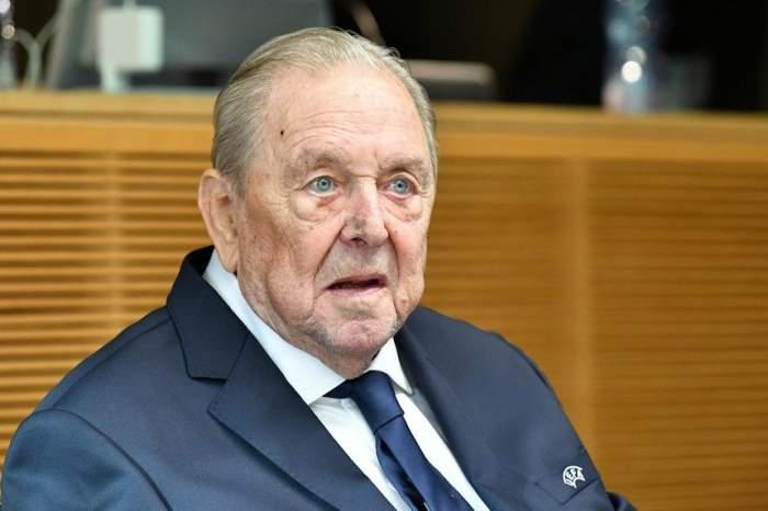 Doliu în sport! A murit un fost președinte UEFA