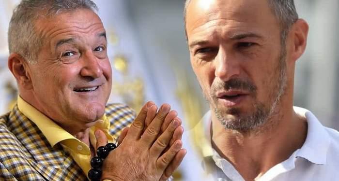 EXCLUSIV! Gigi Becali nu se joacă! Prima umilinţă la care l-a supus pe Bogdan Andone, noul antrenor de la FCSB