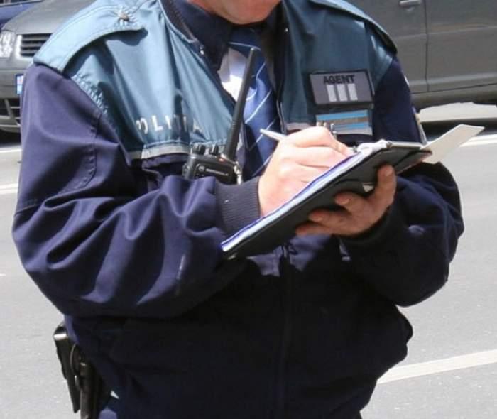 Scrisoarea emoţionantă a unei femei din Cluj pentru un poliţist care a ajutat-o să-şi recupereze portofelul furat