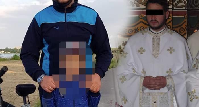 EXCLUSIV / Lovitură de teatru în scandalul preotului acuzat de pornografie infantilă! Soţia este devastată