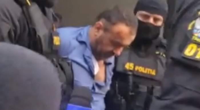 Criminalul din Timiș a vrut să îl împuște pe polițist în dreptul picioarelor. Marcel Lepa și-a cerut scuze, în fața procurorilor