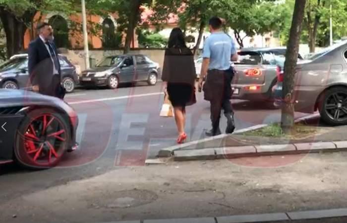 Milionar celebru din România, scandal monstru în plină stradă cu o femeie. I-a atins cel mai preţios lucru / VIDEO