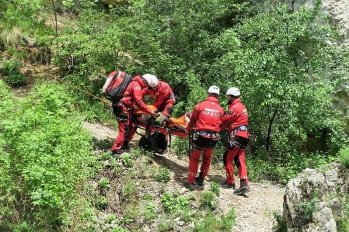 Descoperire macabră! Pompierul ISU Mureș, dispărut în urmă cu câteva luni, a fost găsit fără suflare, lângă Râșnov