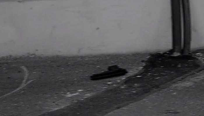 Bătran împuşcat în plină stradă, în centrul Capitalei! Agresorul a fost ridicat de poliţişti