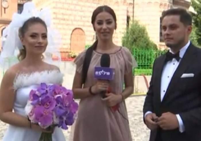 Frumoasa prezentatoare de la Antena Stars, Bianca Sârbu, se căsătoreşte cu alesul inimii! Primele declaraţii ale celor doi