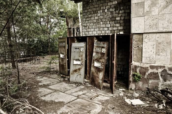 Acesta este unul dintre cele mai periculoase obiecte de la Cernobîl. O singură atingere te poate ucide!