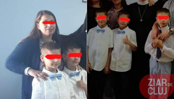 """Copilul din Cluj ar fi fost, de fapt, omorât în bătaie de frate, la îndemnul mamei: """"I-a spus să dea pentru că nu moare"""""""