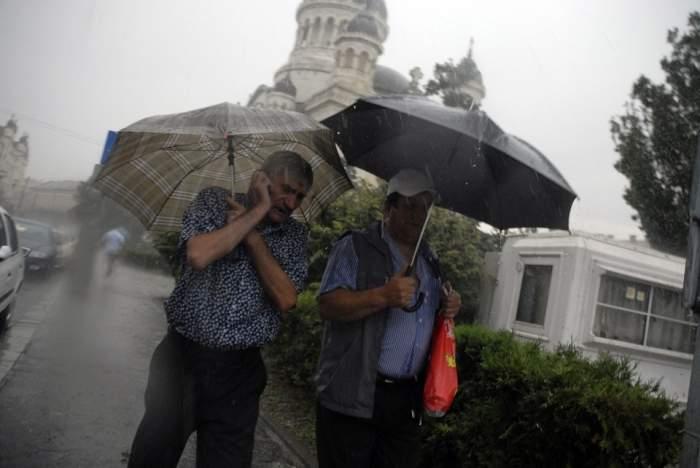 Avertismentul ANM. Un ciclon mediteranean lovește România, după dezastrul din Grecia