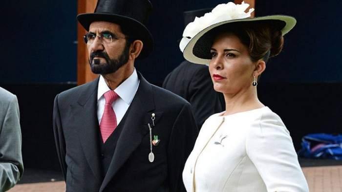 Să vezi şi să nu crezi! Cu cine l-ar fi înșelat Prințesa Haya pe șeicul din Dubai