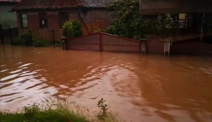 Hidrologii au emis Cod galben de inundaţii! Ce judeţe sunt vizate