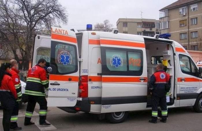 Două copile de 6 şi 14 ani au murit înecate într-un pârâu din Caracal