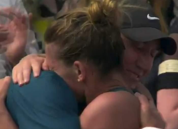 """Darren Cahill, fostul antrenor al Simonei Halep, prima reactie după victoria româncei, de la Wimbledon: """"A jucat incredbil"""""""