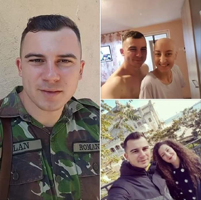 """Strigătul de ajutor al unui militar român! Silviu încearcă din răsputeri să-şi salveze iubita: """"Anul viitor urmează să mă căsătoresc"""""""