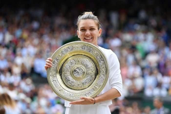 """Un fost oficial de la Casa Albă e la picioarele reginei de la Wimbledon! """"Simona Halep e Audrey Hepburn a tenisului"""""""