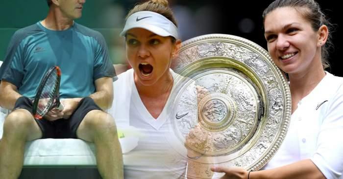 EXCLUSIV! Bombă în tenis! Simona Halep îşi schimbă antrenorul! Cine o va pregăti pe campioana de la Wimbledon
