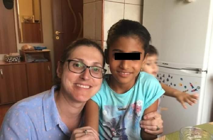 Decizie de ultimă oră. Sorina poate pleca în America la familia adoptivă