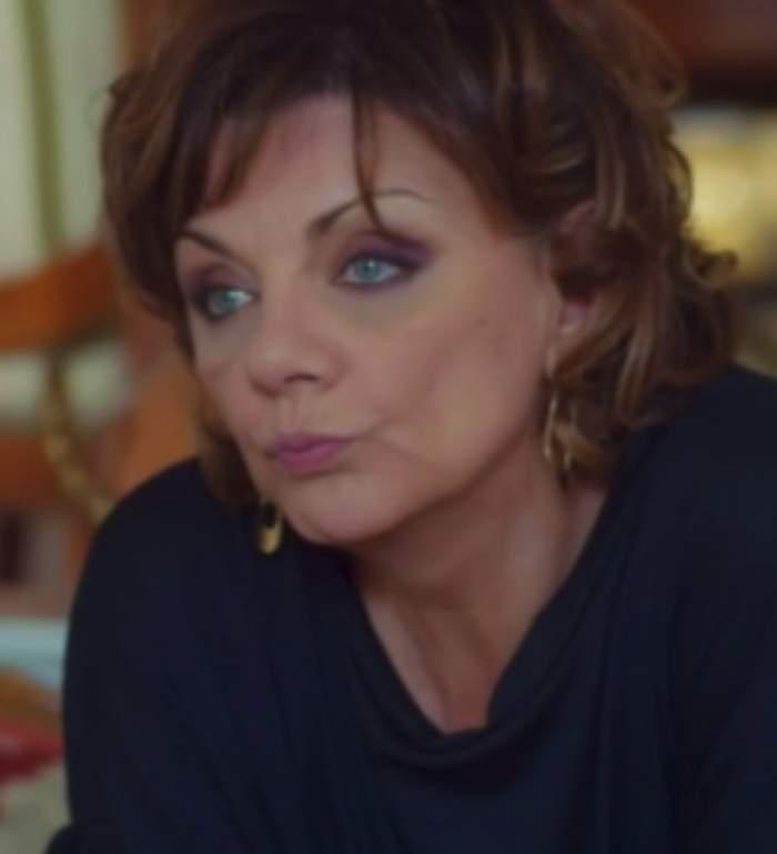 """Carmen Tănase s-a retras din serialul """"Sacrificiul"""". Actrița are probleme de sănătate"""