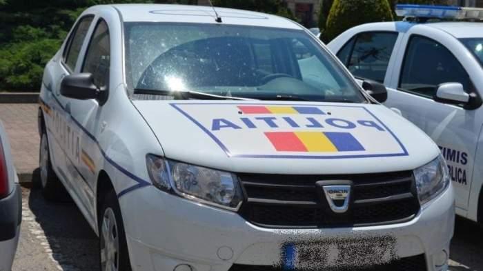 O şoferiţă de aproape 80 de ani, beată, a lovit două maşini, la Reghin