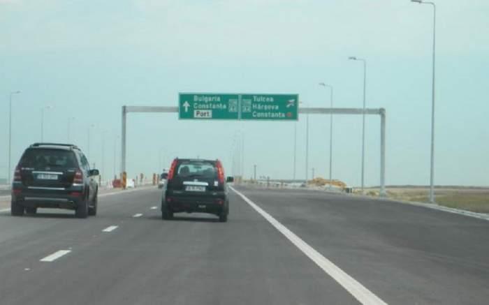 Atenţie! Revin restricţiile pe Autostrada Soarelui. Încălcarea lor se pedepseşte contravenţional