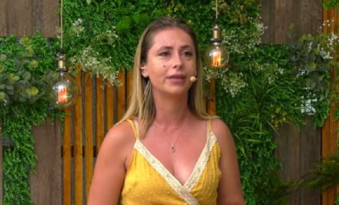 """Lacrimi la """"Dragoste fără secrete""""! Bianca Sârbu s-a lăsat copleşită de emoţii: """"Greşeala a fost la mine"""""""