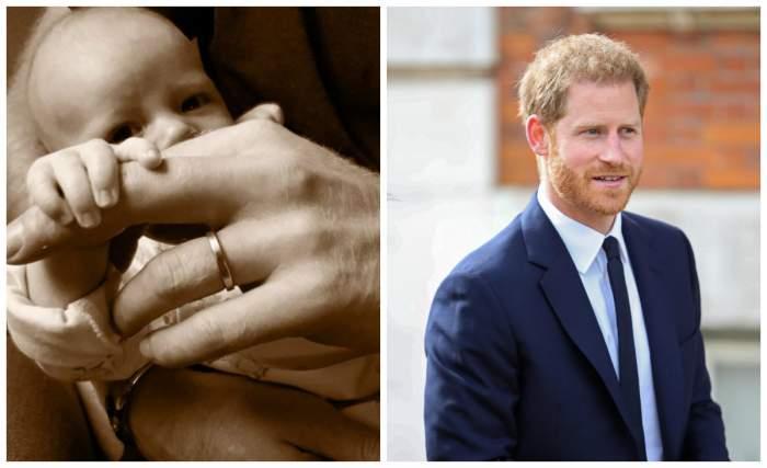 Ce culoare de păr are fiul lui Meghan Markle și al Prințului Harry. Îi moștenește sau nu pletele roșii ale tatălui?