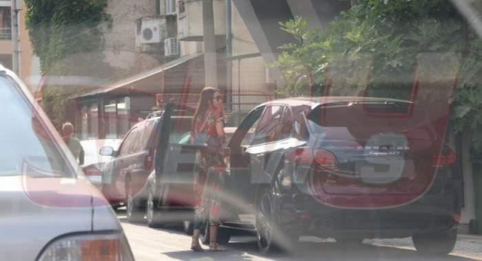 """Adrian Mutu a tras lozul cel mare. """"Briliantul"""" are cea mai descurcăreaţă soţie. Dovada că Sandra e femeia bună la toate / VIDEO PAPARAZZI"""