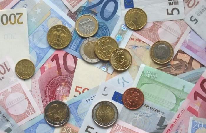 Curs valutar BNR azi, 22 iulie. Euro a scăzut, iar francul elveţian a crescut