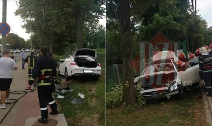 Incident foarte grav în Iaşi! Mort de beat, un şofer a fost cât pe ce să lovească în plin un copilaş